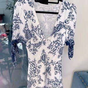 Shona Joy Mini Dress - Size 10